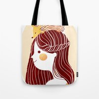 Hedgehog my Friend Tote Bag