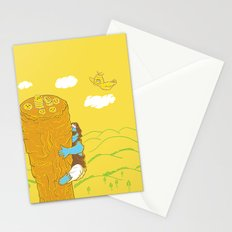 Mission Impossible Stationery Cards