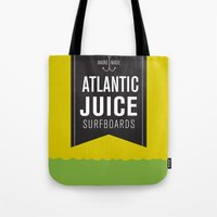 Atlantic Juice Tote Bag