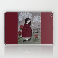 Winterbird, or Hope is a Thing With Feathers Laptop & iPad Skin