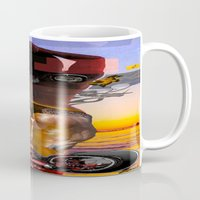 SUN SET PART II Mug
