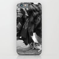 homeless cat iPhone 6 Slim Case