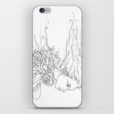 Whispering Rose iPhone & iPod Skin