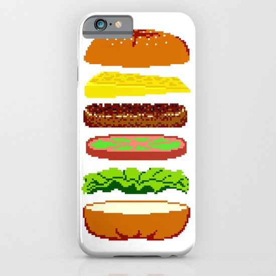 Cheeseburger iPhone & iPod Case