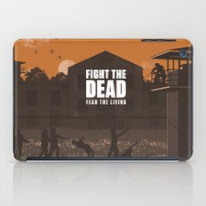 The Walking Dead Prison Walkers iPad Case