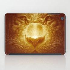 Gold Tiger iPad Case