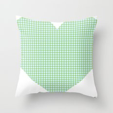 I love you this much... (blue) Throw Pillow