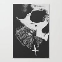 The Seventh Seal Canvas Print