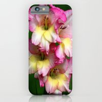 iPhone & iPod Case featuring Gladiolus -  by Joanna  Pickelsimer