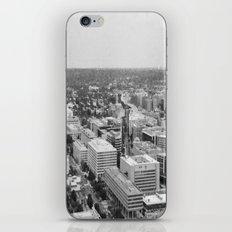 Black and White Urban iPhone & iPod Skin