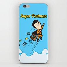 The Super Postman iPhone & iPod Skin