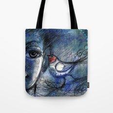 A bird told me... Tote Bag