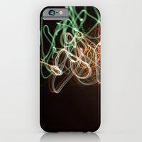 iPhone & iPod Case featuring All Of the Lights by Megan Quintal