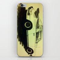 Porsche 911 SC Turbo iPhone & iPod Skin