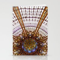 Under the Dome Stationery Cards