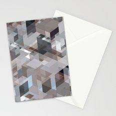 Chameleonic Panelscape Jacopo Night Stationery Cards