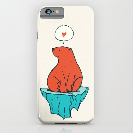 Just Bear iPhone & iPod Case
