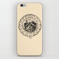 Astronomy Pug iPhone & iPod Skin
