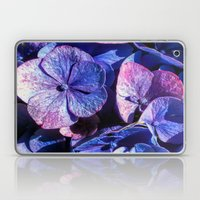 Purple Hydrangea Laptop & iPad Skin