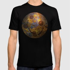 Signs in the Heavens Mens Fitted Tee Black SMALL