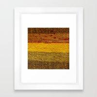 SUNRAY Framed Art Print