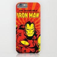 IronMan 2 iPhone 6 Slim Case
