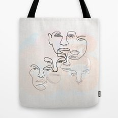 And they are all a story to be told Tote Bag