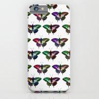 iPhone & iPod Case featuring Butterflies by Lorri Leigh Art