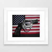 Right to Bear Framed Art Print