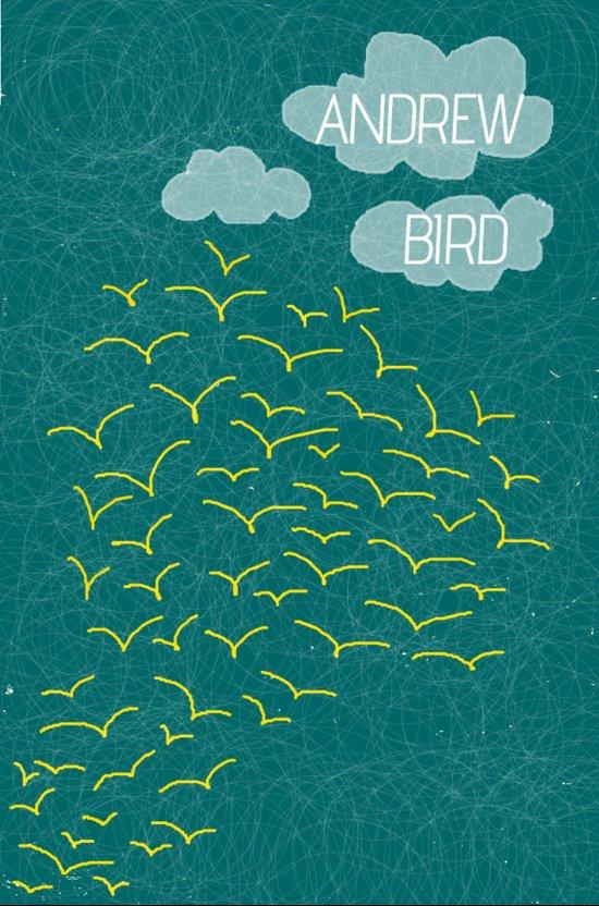 Andrew Bird 'Flock' Art Print