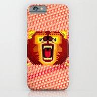 Geometric Bear 2012 iPhone 6 Slim Case
