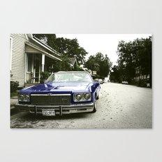 Chevrolet convertible Canvas Print