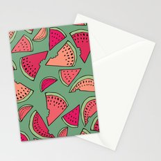Watermelon Party Stationery Cards