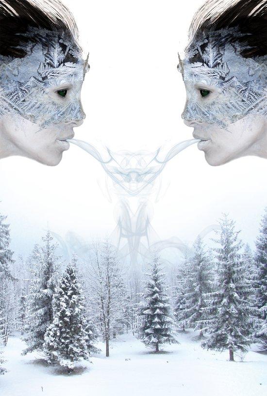 Breath of Winter Art Print