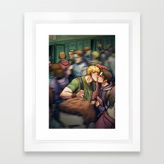 Theodore and William 04 Framed Art Print