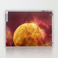 Retro Nebula Laptop & iPad Skin