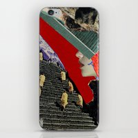 Ascension by Zabu Stewart iPhone & iPod Skin