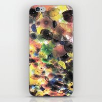 Chihuly iPhone & iPod Skin