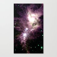 Creation Canvas Print