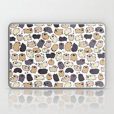 Pug Life Doodle Laptop & iPad Skin