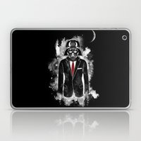Lord Vader - From The Da… Laptop & iPad Skin