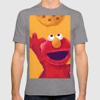Cookies 2 Mens Fitted Tee Tri-Grey SMALL