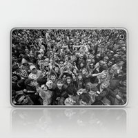 Mass hysteria Laptop & iPad Skin