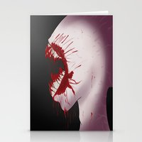 Mindnumbing Pain Stationery Cards
