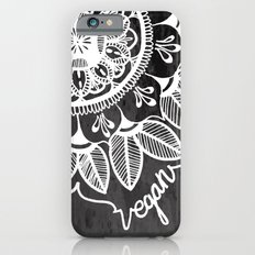 Vegan Mandela drawing Slim Case iPhone 6s