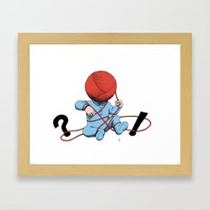 Mankind Framed Art Print