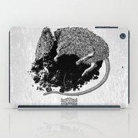 Decapitated by dishwasher I (white) iPad Case