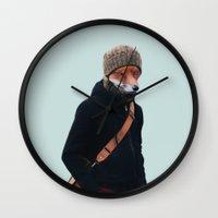 Polaroid N°19 Wall Clock