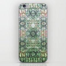Snake Bones iPhone & iPod Skin