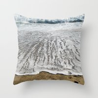 Mediterranean | Barceloneta  Throw Pillow